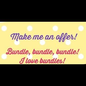 Save on bundles🛍🛍🛍